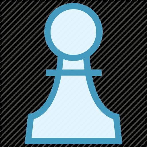 Bet, Casino, Gambling, Gaming, Luck, Pawn Icon