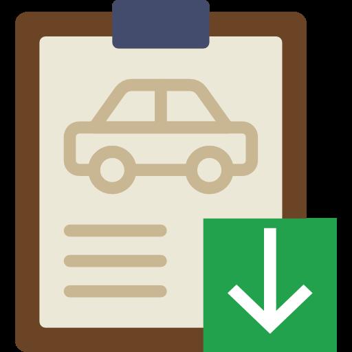 Diagnostic, Garage, Car Repair Icon