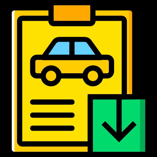 Garage, Car Repair, Diagnostic Icon