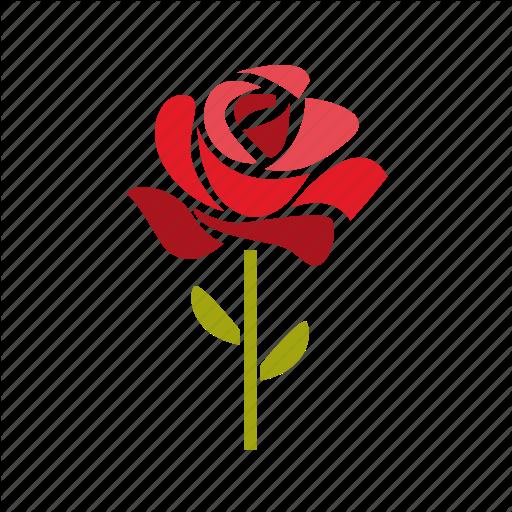 Rose Icon Bso Tour Logo Rose Icon, Garden Rose