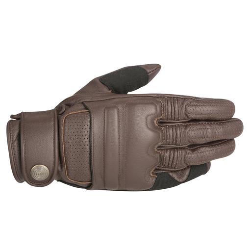 Men's Motorcycle Gloves Tagged Leather