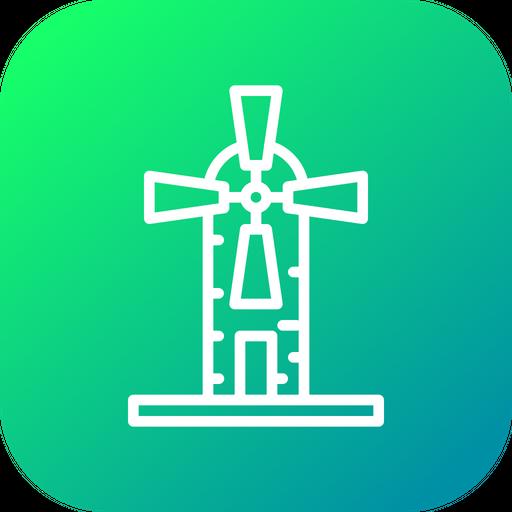 Ecology, Energy, Windmill, Windturbine, Generator