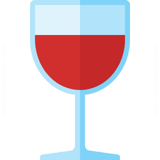 Iconexperience G Collection Wine Glass Icon
