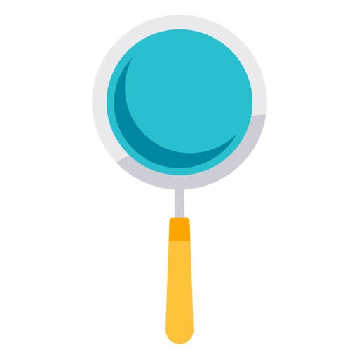 Medical Magnifying Glass Icon