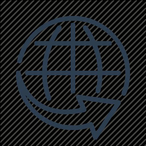 Arrow, Ecommerce, Global, International Shipping, Logistic