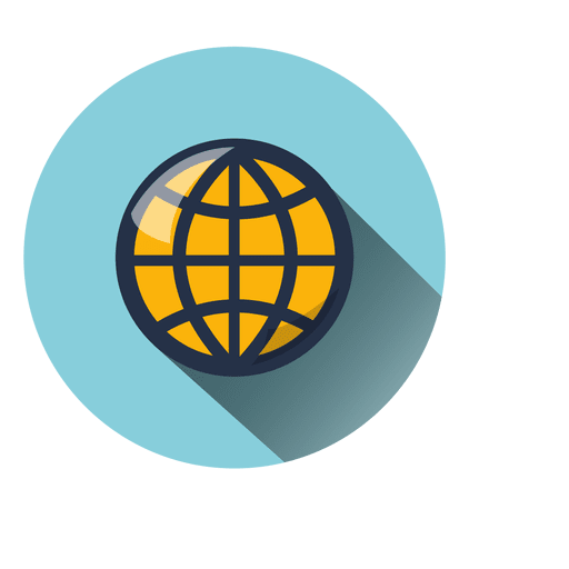 Global Circle Icon