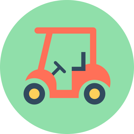 Golf Cart Png Icon