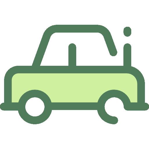 Transport, Automobile, Golf Cart, Vehicle Icon