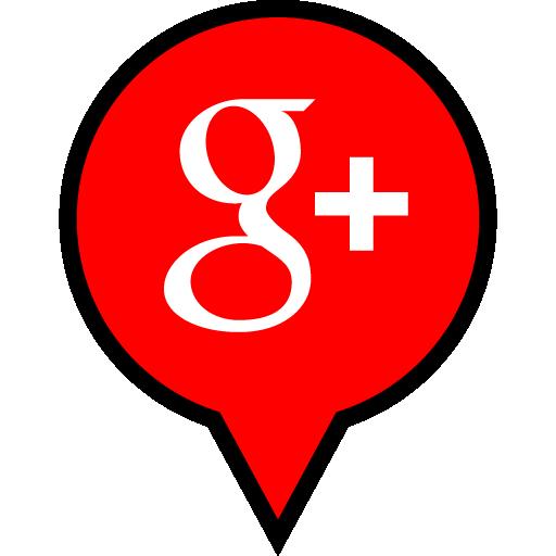 Google Plus Free Red Filled Social Media Pn Designed
