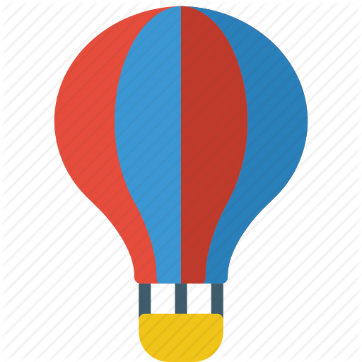 Air, Amusements, Balloon, Fair, Fun, Hot Icon