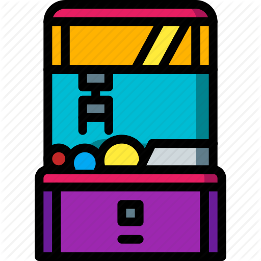 Amusements, Fair, Fun, Game, Grab, Grabber, Machine Icon