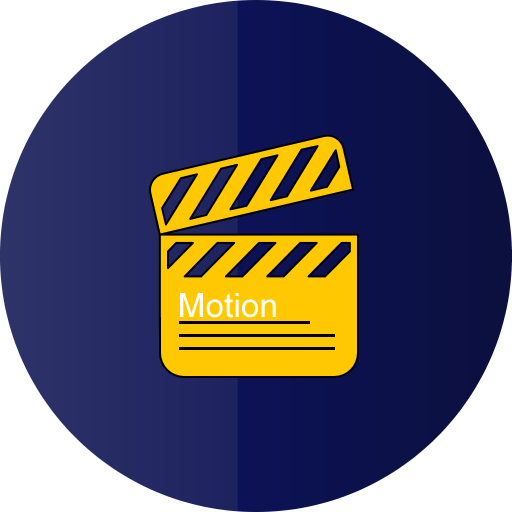 Motion Graphics Icon Services Flat Iconset