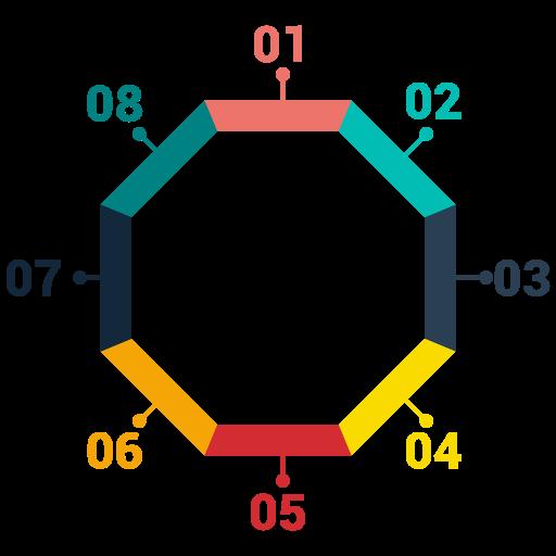 Graphics, Compute, Statistics, Business, Chart, Charts Icon