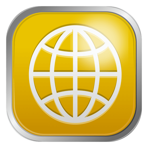 World Grid Icon