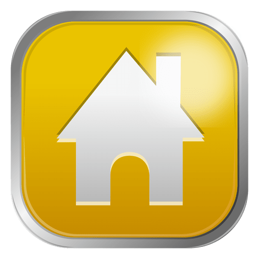 Yellow House Icon