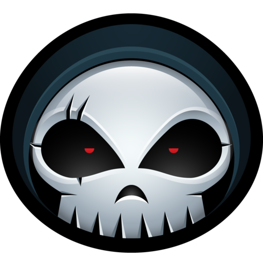 Grim, Reaper Icon Free Of Halloween Avatar
