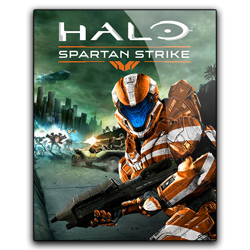 Icon Halo Spartan Strike