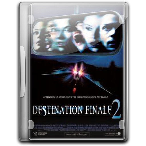 Final Destination Icon English Movie Iconset Danzakuduro
