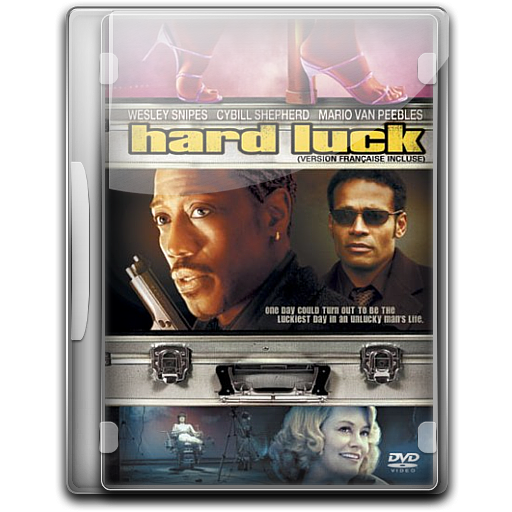 Hard Luck Icon English Movie Iconset Danzakuduro