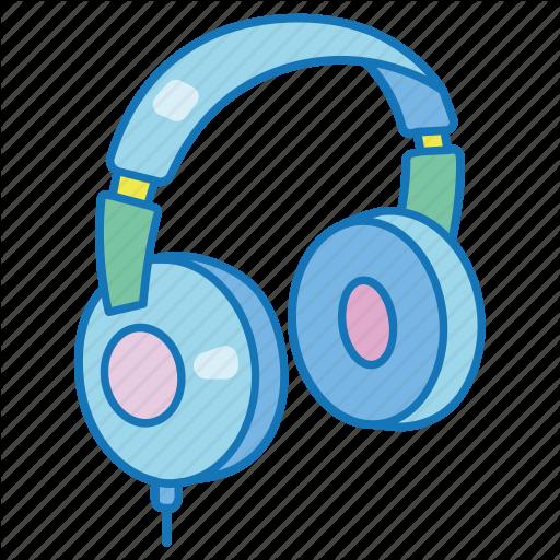 Audio, Cans, Earphones, Headphone, Headphones, Headset, Listening Icon