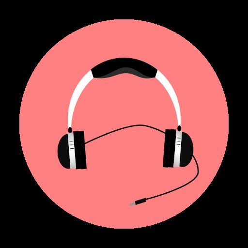 Headphones Icon Free Of Technology