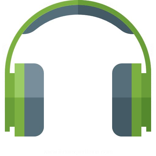 Iconexperience G Collection Headphones Icon