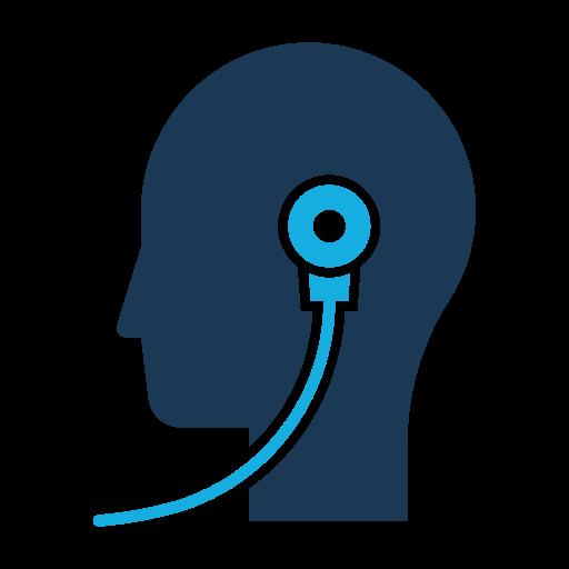 Music, Sound, Audio, Headphones Icon Free Of Music
