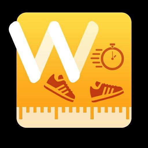 Walk Free App Icon Walk Free Pedometer