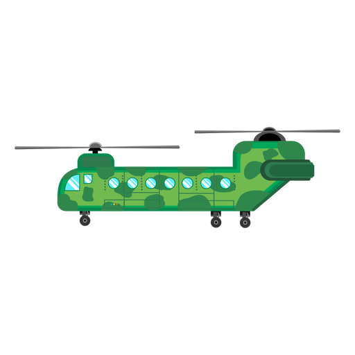 Chinook Helicopter Icon