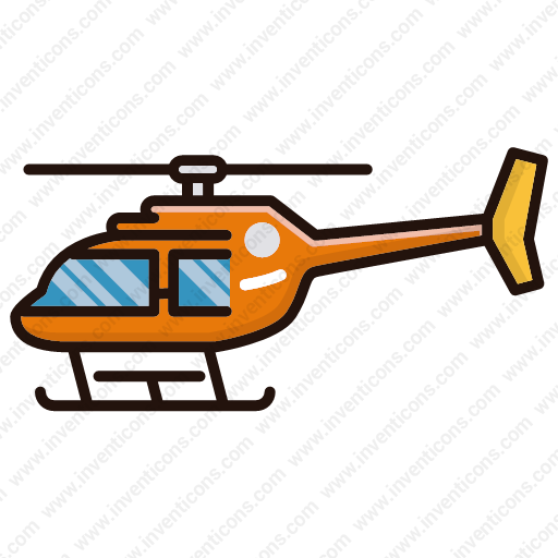 Download Helicopter,firefighter Icon Inventicons