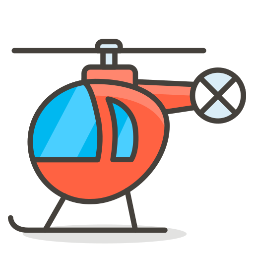 Helicopter Icon Free Of Free Vector Emoji