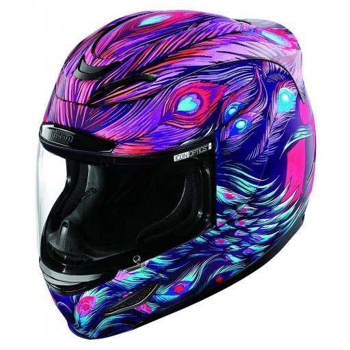 Icon Airmada Opacity Pur Motorcycle Helmet Quad Bikes Wales Online