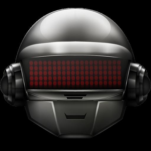 Helmet, Daft, Punk Icon