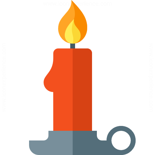 Iconexperience G Collection Candle Holder Icon