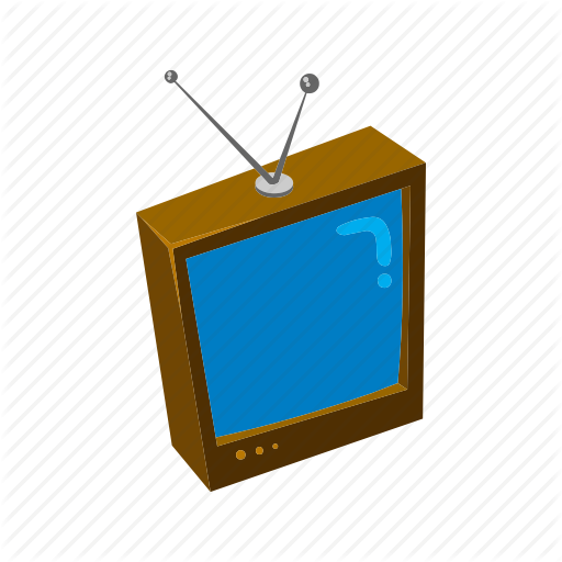 Antenna, Home Theatre, Isometric, Multimedia, Television, Visual