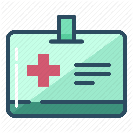 Badge, Card, Doctor, Hospital, Id, Medical, Personal Icon
