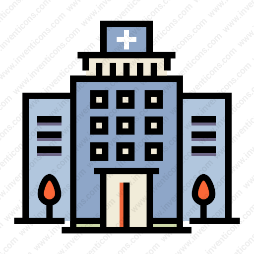 Download Hospital Icon Inventicons