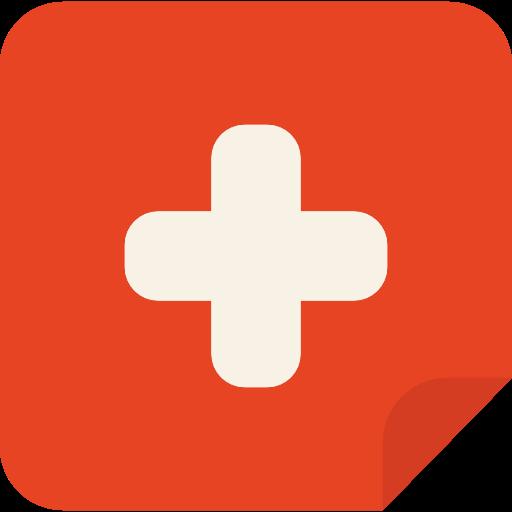 Hospital, Medical Icon Free Of Medical Elements