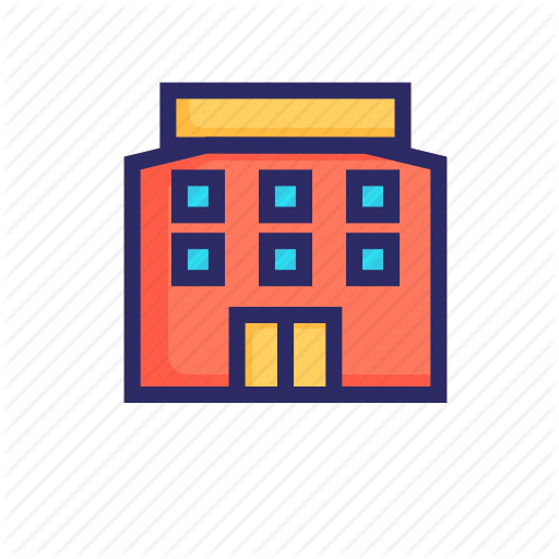 Bedroom, Homestay, Hospitality, Hotel, Hotel Room, Motel, Room Icon