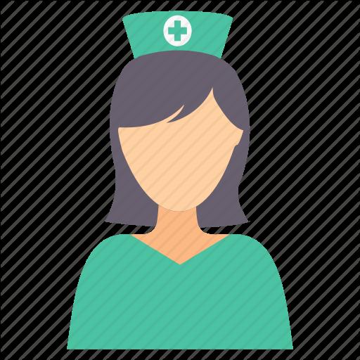 Female, Health, Healthcare, Hospital, Medical, Nurse, Woman Icon