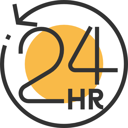 Signs Hours Icon