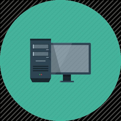 Computer, Hp, Pc, Screen Icon