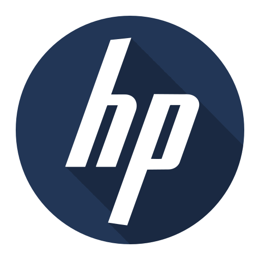 Hp, Logo Icon Free Of Super Flat Remix Apps