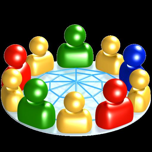 Social Network Icon Social Iconset Aha Soft