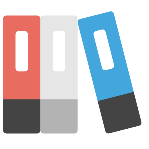 Business, Library, Books Icon Free Of The Nucleo Flat Business