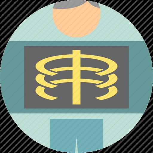 Diagnostic, Imaging, Radiology, Xray Icon