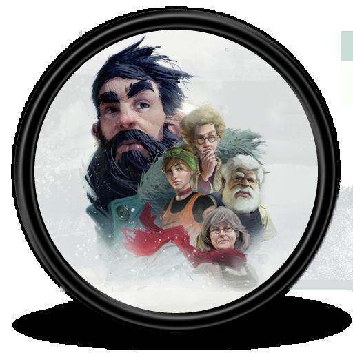 Impact Winter Icon