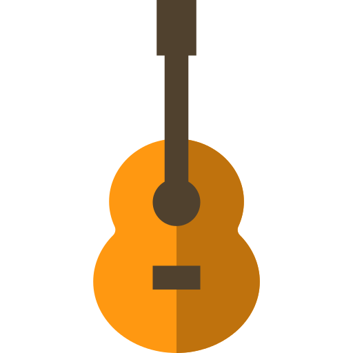 Spanish Guitar Png Icon