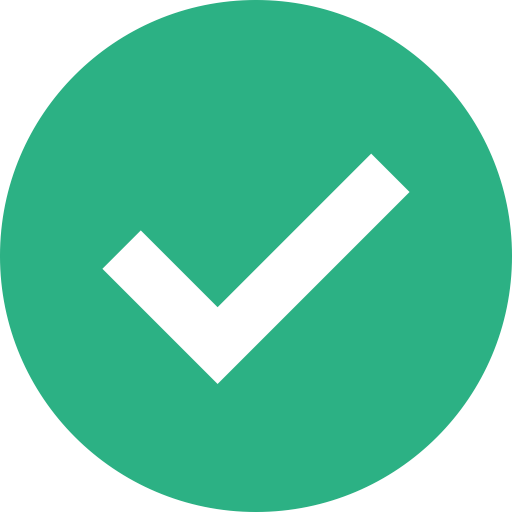 Input Correct, Correct, Green Icon With Png And Vector Format