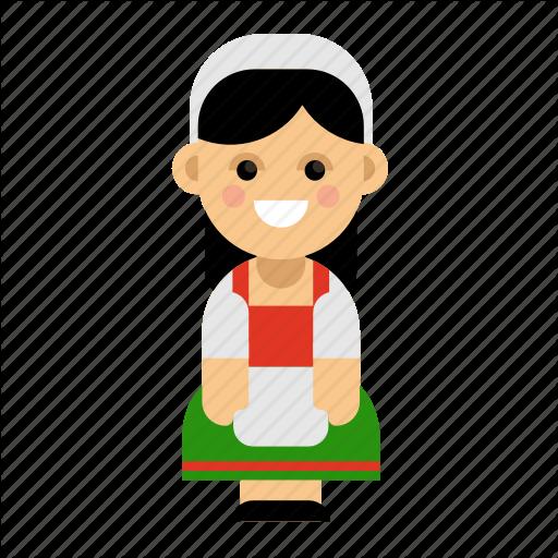 Clothes, Costume, Culture, Ethnic, Italia, People, Taditional Icon